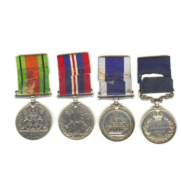Defence Medal 2
