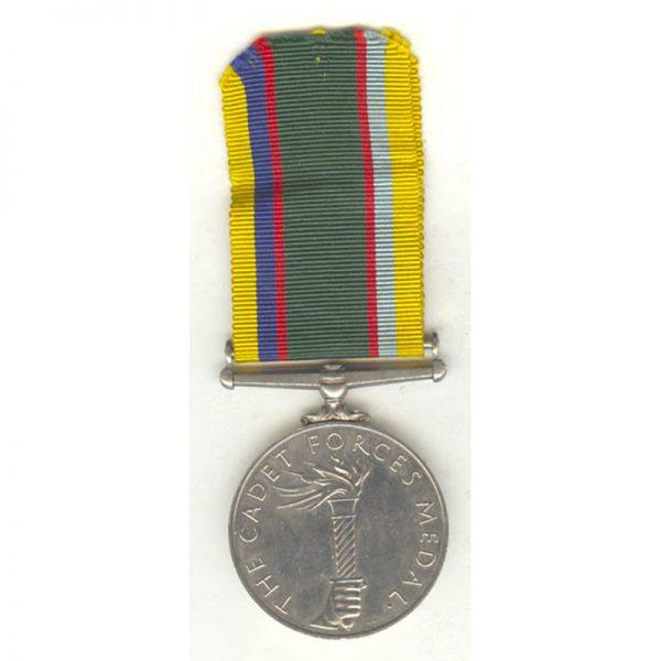 Cadet Forces Medal 2