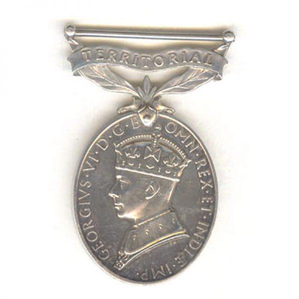Efficiency Medal 1