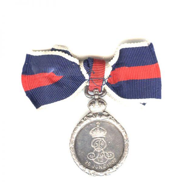 General Service Medal (GVI) 2