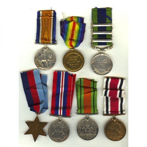 British War Medal 2