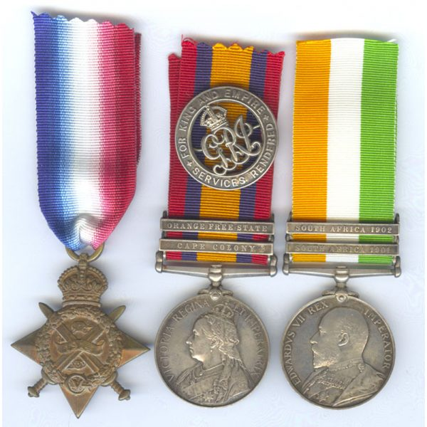 Queen's South Africa (Pte) 1