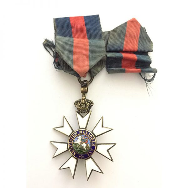 Companion of the Order of St Michael and St George 2