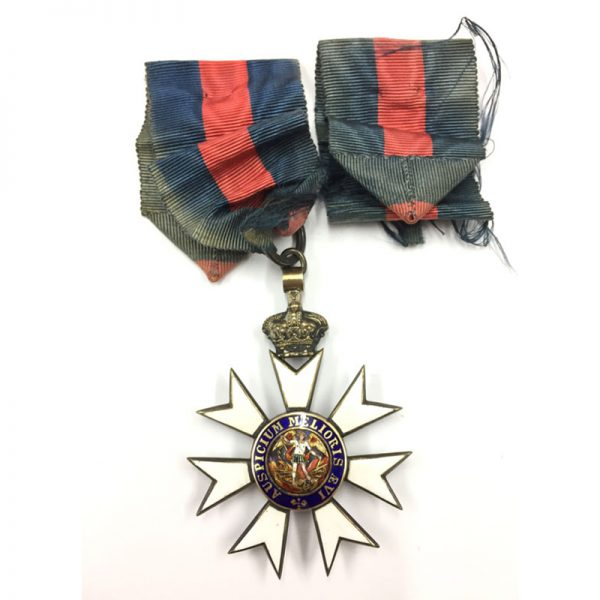 Companion of the Order of St Michael and St George 1