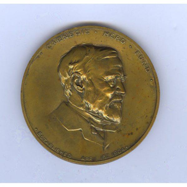 Carnegie Hero Fund Medal 1