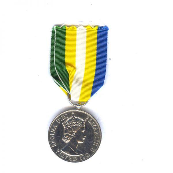 Solomon Islands Independence Medal 1