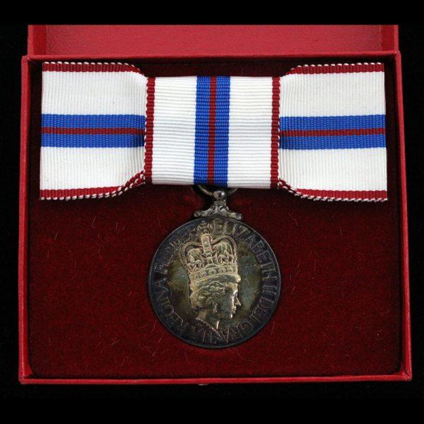 1977 Silver Jubilee Medal 1