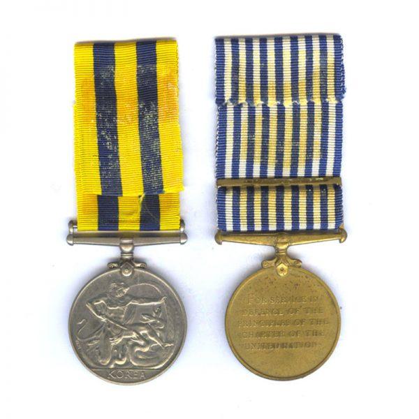 Korea War Medal 2
