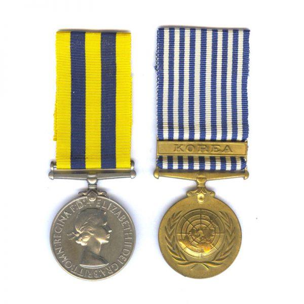 Korea War Medal 1