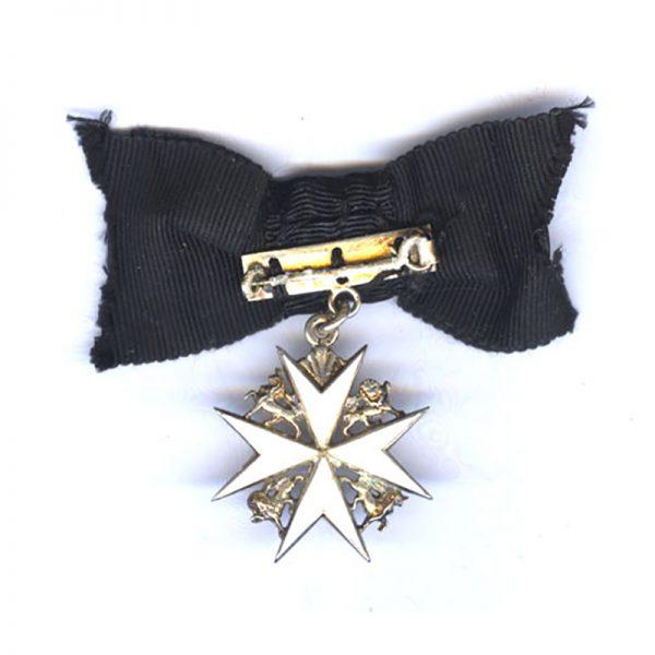 Order of St. John 2