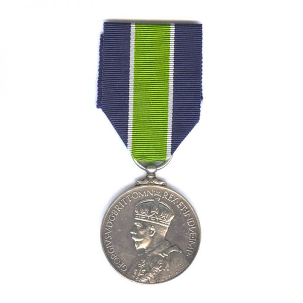Colonial Police Long Service and Good Conduct Medal 1