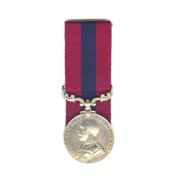 Distinguished Conduct Medal (GV) 1