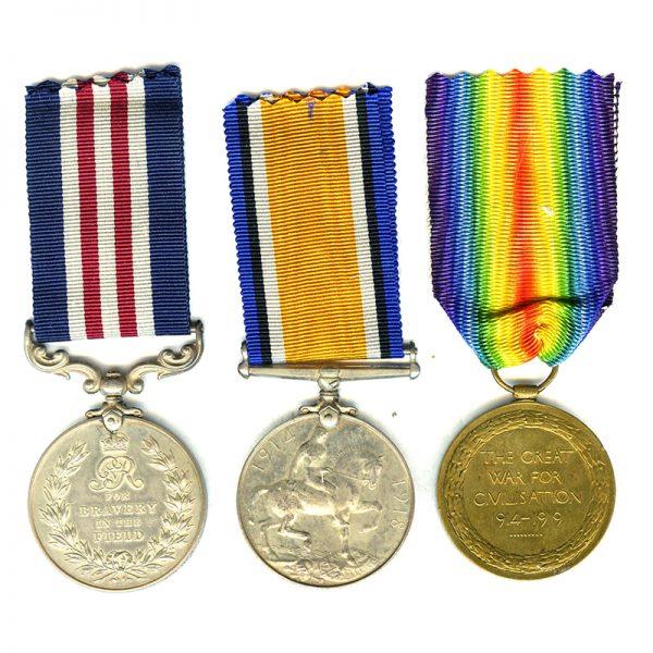 Military Medal (GV) 2