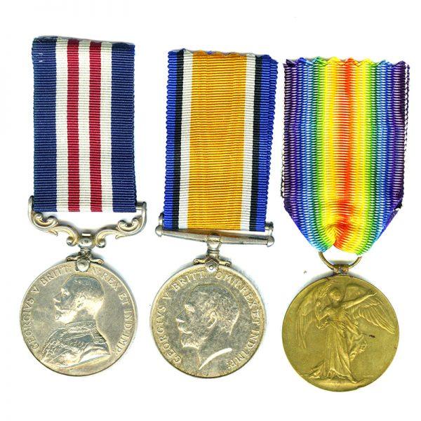 Military Medal (GV) 1