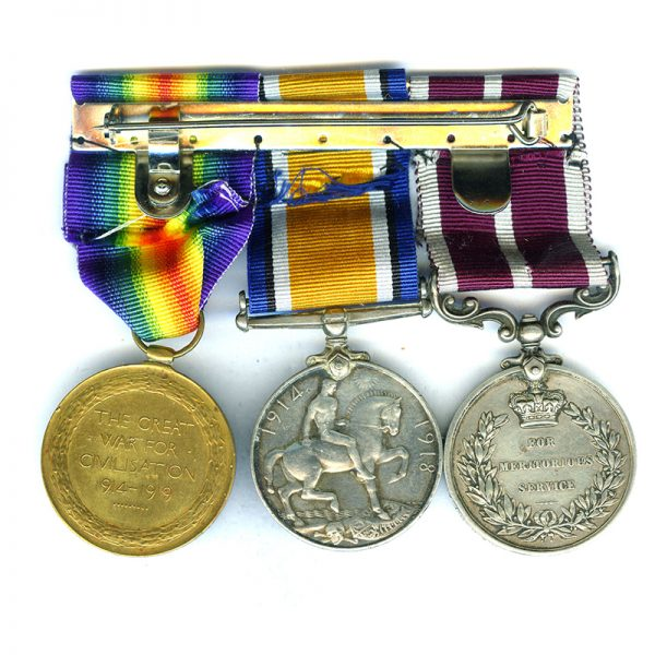 Meritorious Service Medal 2