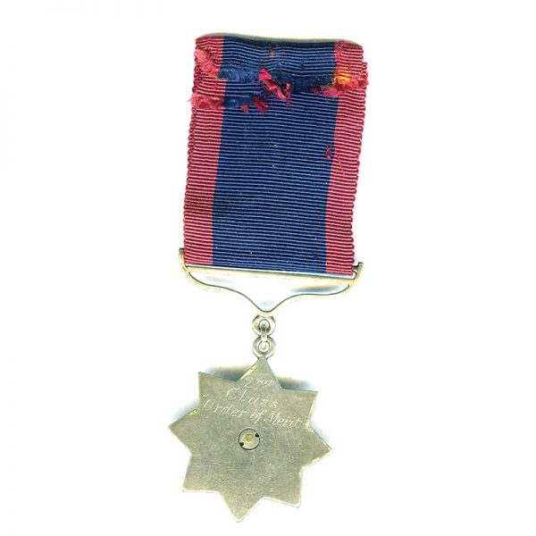 Indian Order of Merit 2