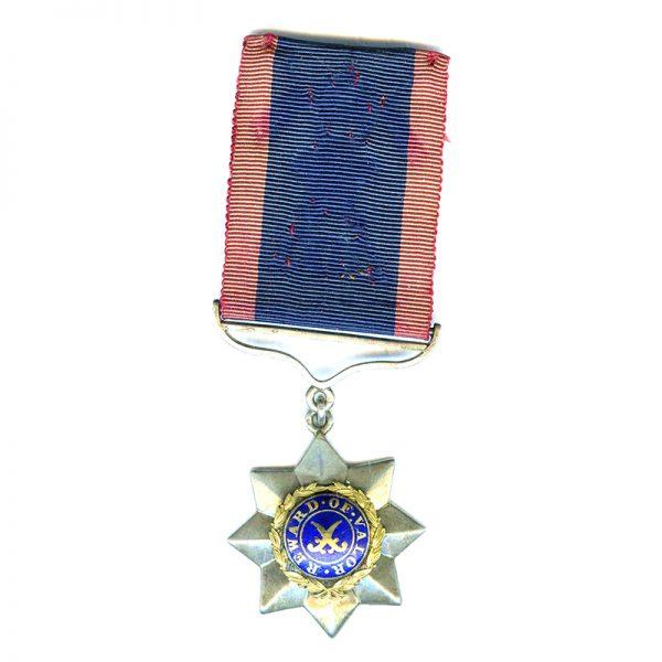 Indian Order of Merit 1
