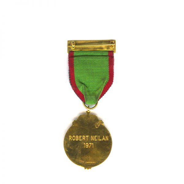 Corporation of Glasgow Bravery Medal 2