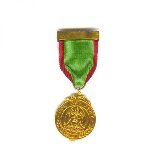 Corporation of Glasgow Bravery Medal 1