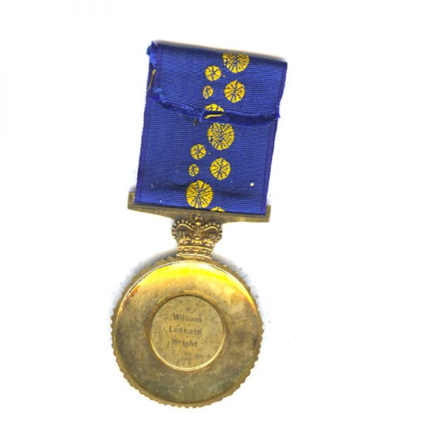Medal of the Order of Australia 2