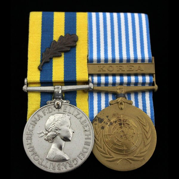 Korea Medal 1