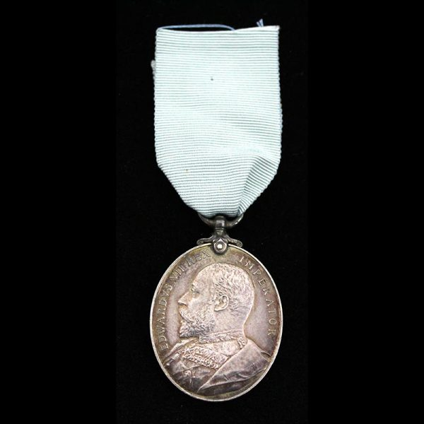 Militia Long Service and Good Conduct Medal 1