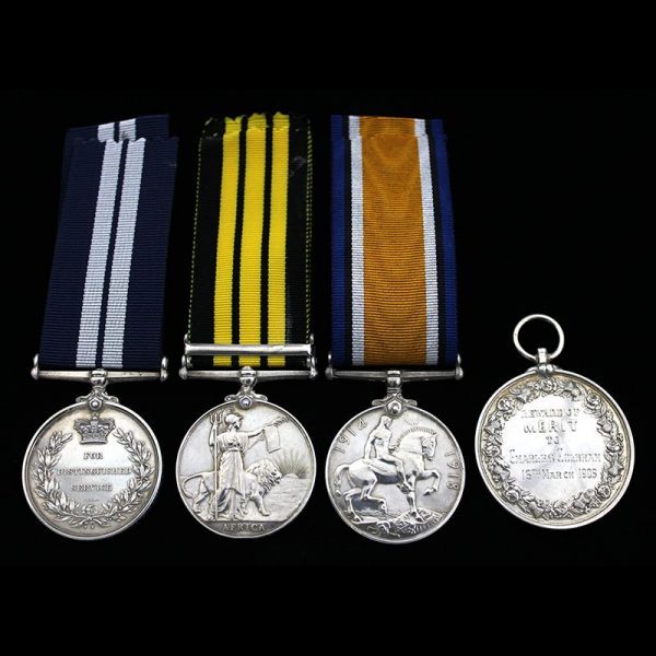 Distinguished Service Medal Submarine H5 2