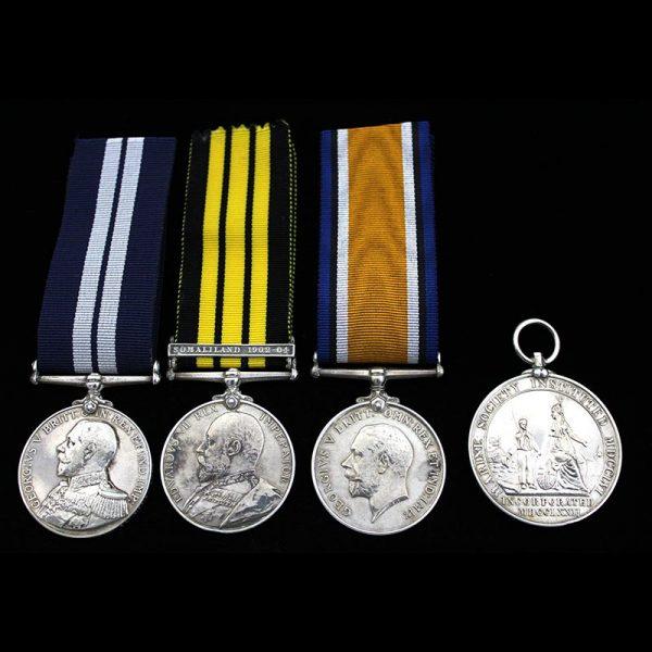 Distinguished Service Medal Submarine H5 1