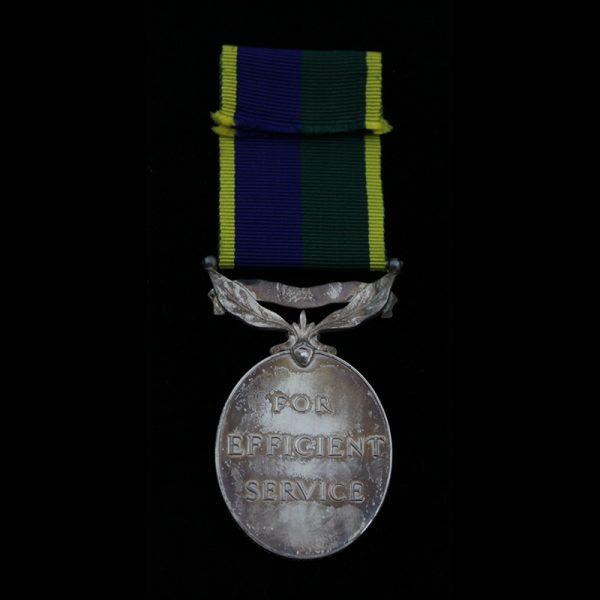 Efficiency Medal 2