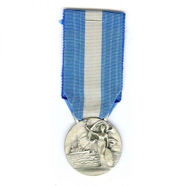 Naval Long Service Medal 1