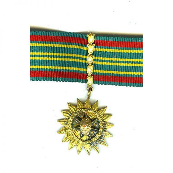 Land Forces Honour Decoration 1st  class 1968(L10569)  N.E.F. £30 1