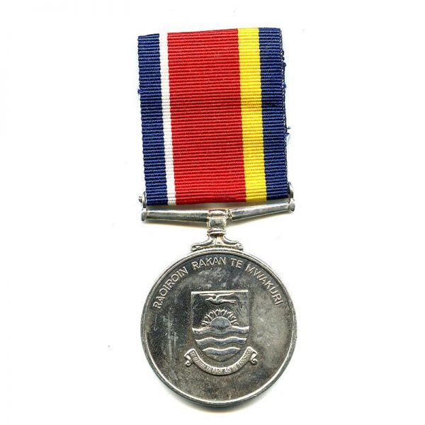 Meritorious Service medal silver  rare (L11426)  N.E.F. £155 1