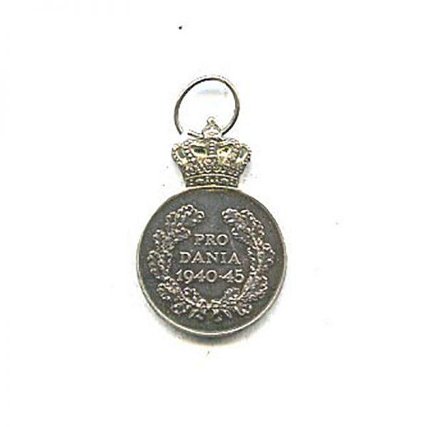 Pro Dania 1940-1945 (n.r.) (L14400)  N.E.F. £65 2