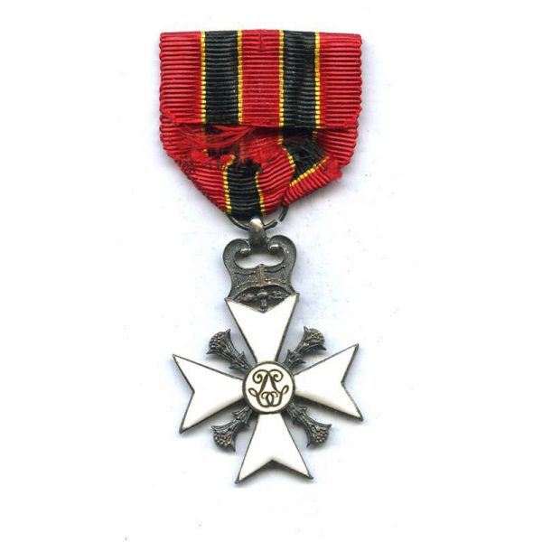 Civil Merit Decoration Cross for Long Service 2nd class  for 25 years... 2