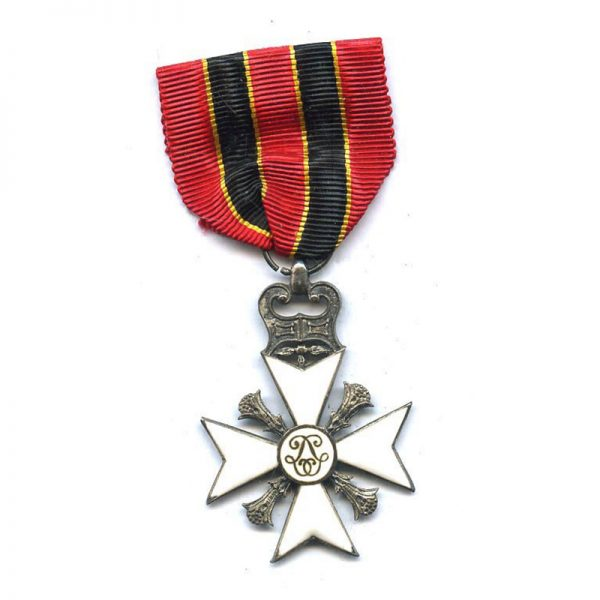 Civil Merit Decoration Cross for Long Service 2nd class  for 25 years... 1