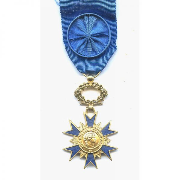 Order of National Merit  1965 Officer 	(L14660)  E.F. £95 1