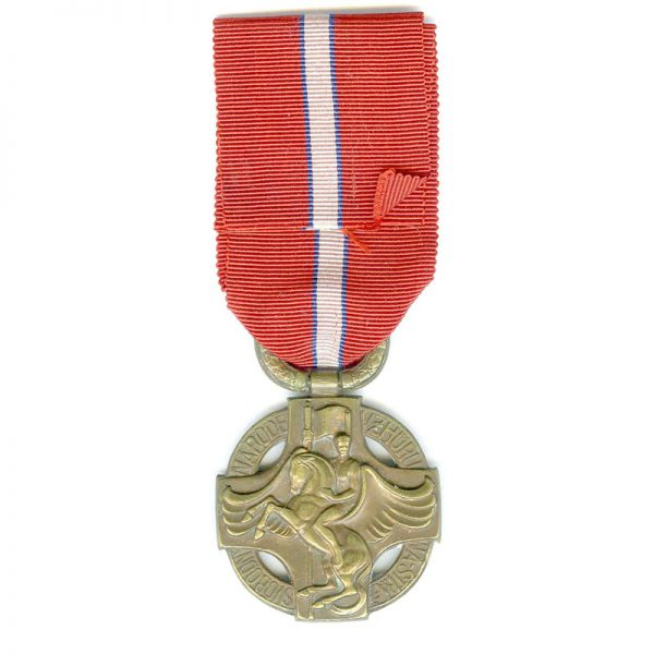 Revolution Cross   1914-18 	(L1480)  V.F.  £45 2