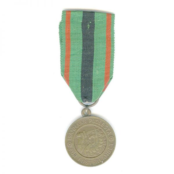 Order of Liberty Medal for the Fatherland 1941 bronze	