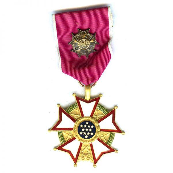Legion of Merit Officer 1