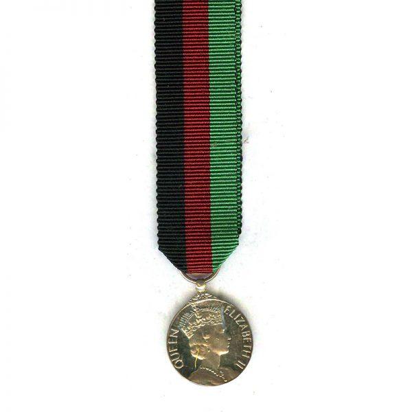 Malawi Independance medal (EIIR) (L18000)  E.F. £20 1