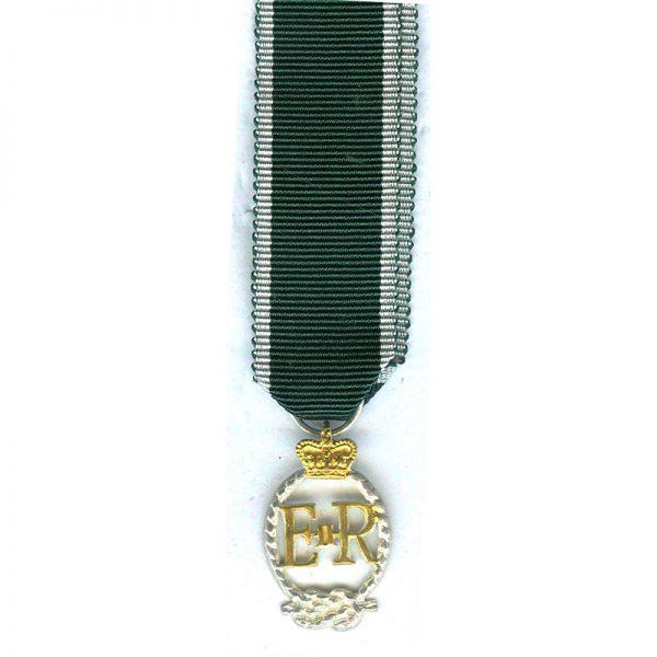 R.N.R Decoration (EIIR) (L18010)  E.F.  £18 1
