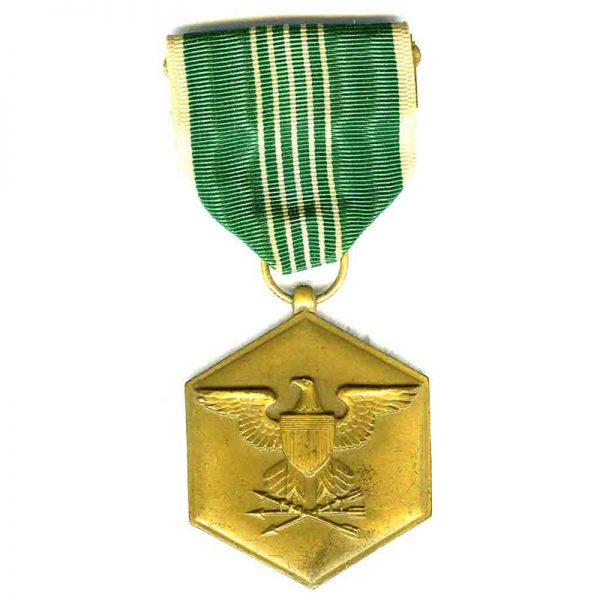 Army  Commendation medal named to 1st Lt. Mike Corpuz Jr	