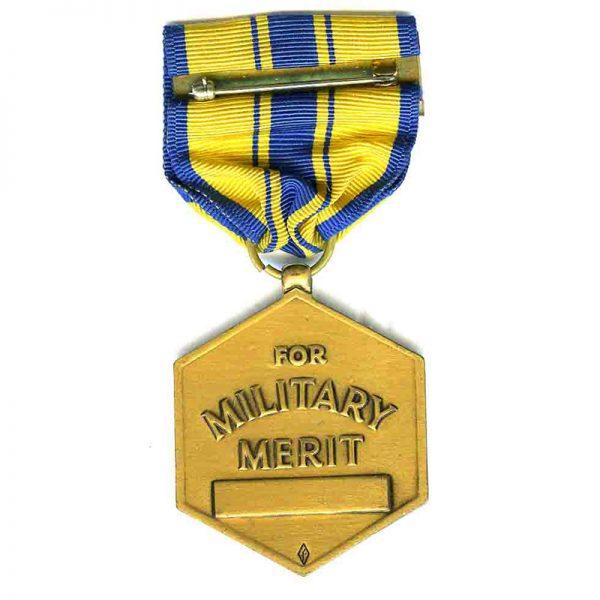 Air Force   Commendation medal(L18092)  G.V.F. £30 2