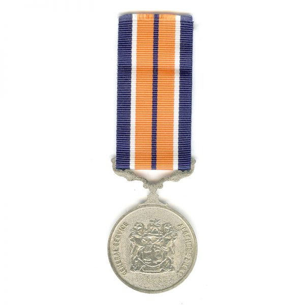 Armed Forces General Service medal numbered (L18120)  N.E.F. £25 2