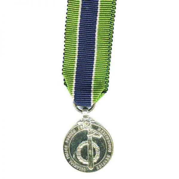 Colonial Special Constabulary (GVI ) for Meritorious  Service (L18201)  E.F. £35 2