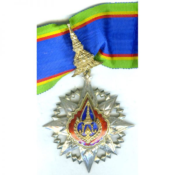 Order of the Crown Commander 	(L18697)  E.F. £98 1