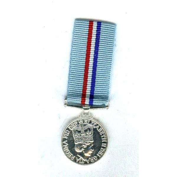 Rhodesia Medal 1980 (L19792)  E.F. £20 1
