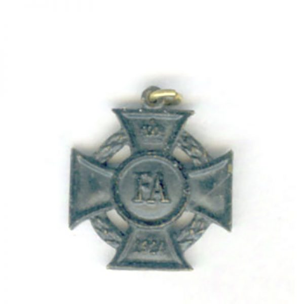 Freidrich August Cross 1914-1918 (L19879)  N.E.F. £45 1