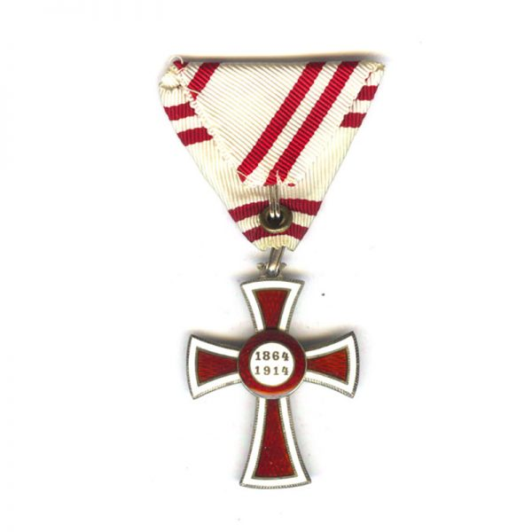 Red Cross Honour Decoration 1914-1918 2nd class(1864-1914) without  war decoration  rare... 2