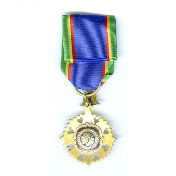 Order of the Crown 5th class Knight	(L20982)  N.E.F. £35 2